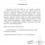 REFERENCJA MIPS Oddział Rehabilitacyjny i Zakład Rehabilitacji Sosnowiec