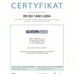 ISO 14001 2004 PL kolor
